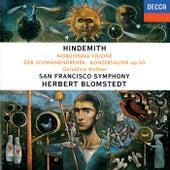 Hindemith: Noblissima Visione; Der Schwanendreher; Konzertmusik by Herbert Blomstedt