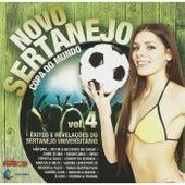Novo Sertanejo Vol.4 by Various Artists