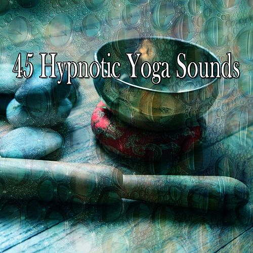 45 Hypnotic Yoga Sounds de Yoga Music