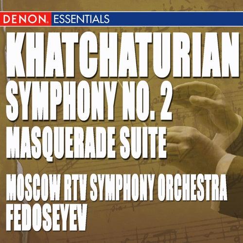 Khatchaturian: Masquerade Suite - Symphony No. 2 by Various Artists