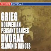 Play & Download Grieg: Norwegian Peasant Dances Op. 72 - Dvorak: Slavonic Dances by Various Artists   Napster