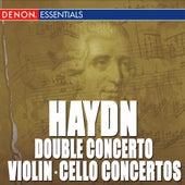 Haydn: Cello Concerto Nos. 1 & 2 - Violin Concerto No. 1 - Concerto for Violin, Piano & Orchestra by Various Artists