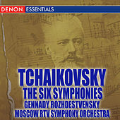 Play & Download Tchaikovsky: The 6 Symphonies by Various Artists | Napster