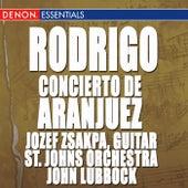 Play & Download Rodrigo: Concierto de Aranjuez - Fasch: Concerto for Guitar - Pujol: Trez Piezas Rioplatenses by Various Artists | Napster