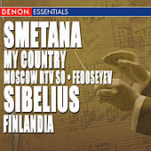 Smetana: My Country - Sibelius: Finlandia by Various Artists