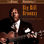 Play & Download Greatest Blues Licks by Big Bill Broonzy | Napster