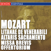 Play & Download Mozart: Litinae de venerabili - Missa brevis - Offertorium by The Latvian Philharmonic Chamber Orchestra | Napster