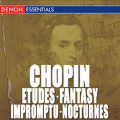 Chopin: Etudes, Op. 10 - Fantasy, Op. 49 - Impromptus - Nocturnes by Various Artists