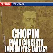 Chopin: Piano Concerto No. 1 - Impromptus - Fantasy, Op. 49 by Various Artists