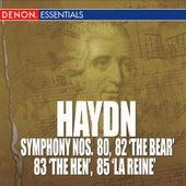 Haydn: Symphony Nos. 80, 82 'The Bear', 83 'The Hen' & 85