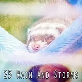 25 Rain And Storms by Rain Sounds (2)