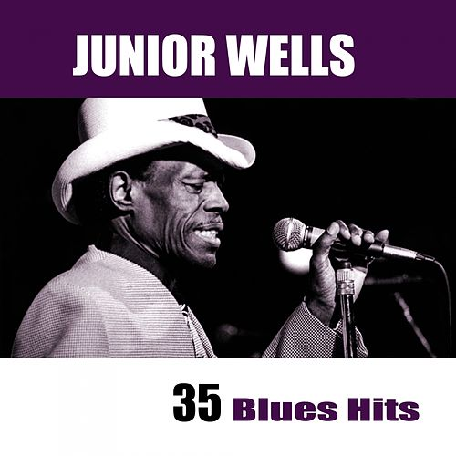 35 Blues Hits by Junior Wells