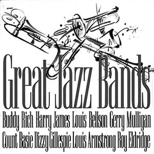Play & Download Great Jazz Bands by Various Artists | Napster