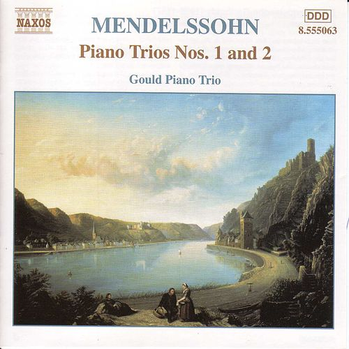 Play & Download Piano Trios Nos. 1 and 2 by Felix Mendelssohn | Napster