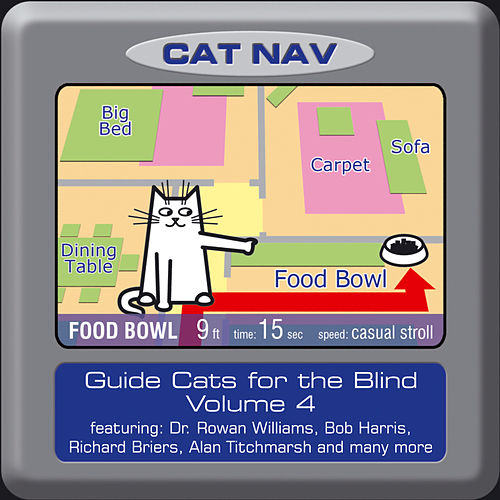 Cat Nav - Guide Cats For The Blind Vol. 4 by Various Artists
