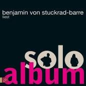 Soloalbum von Benjamin von Stuckrad-Barre