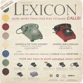 Calls EP by Lexicon