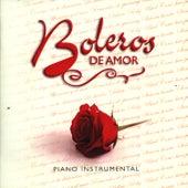 Boleros De Amor Piano Instrumental by Orquesta Raiz Latina