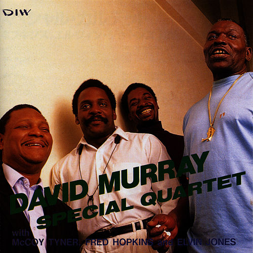 Special Quartet by David Murray