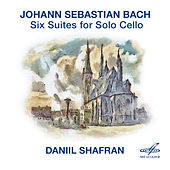 Bach: Six Suites for Cello Solo by Daniil Shafran