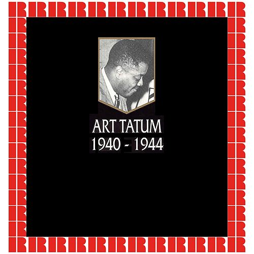 The Decca and Brunswick Recordings 1940-1944 by Art Tatum