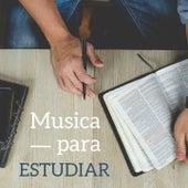 Musica para Estudiar by Various Artists