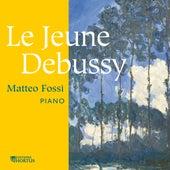 Le jeune Debussy de Matteo Fossi