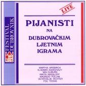 Pijanisti Na Dubrovačkim Ljetnim Igrama by Various Artists