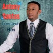 Antony Santos Greatest Hits by Antony Santos