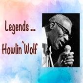 Legends: Howlin' Wolf di Howlin' Wolf