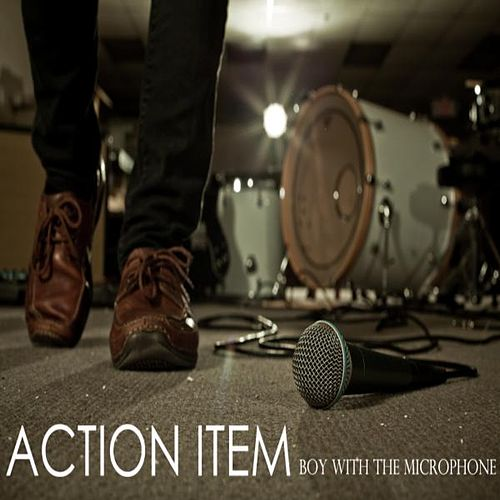 Boy With The Microphone (Single) by Action Item