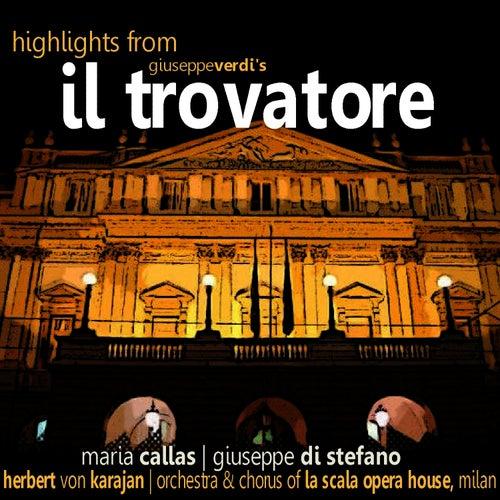 Verdi: Il Trovatore by Maria Callas