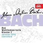 Bach: Well-Tempered Clavier, Part I by Jaroslav Tuma