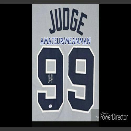 Judge by Amateur