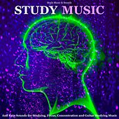 Study Music and Rain Sounds for Studying, Focus, Concentration and Guitar Studying Music by Study Music