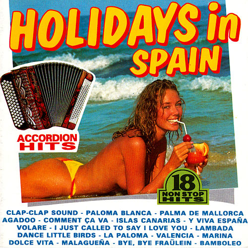 Play & Download Holidays In Spain by Paul Roberts | Napster