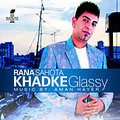 Play & Download Khadke Glassy by Aman Hayer | Napster