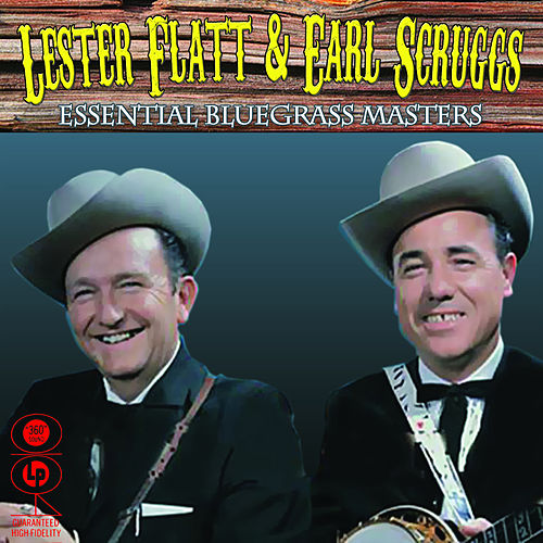 Essential Bluegrass Masters by Flatt and Scruggs