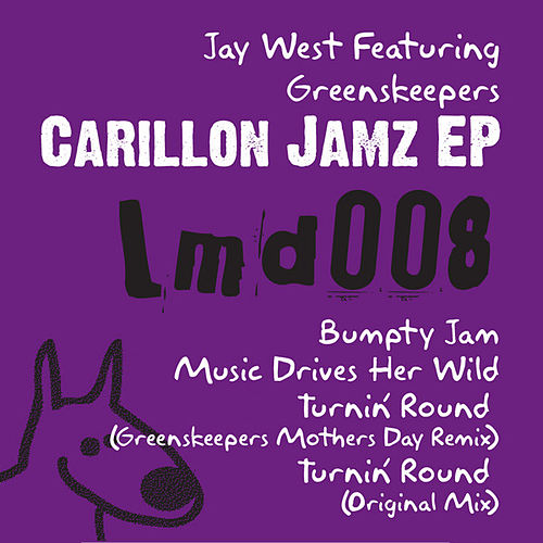 Carillon Jamz EP by Jay West