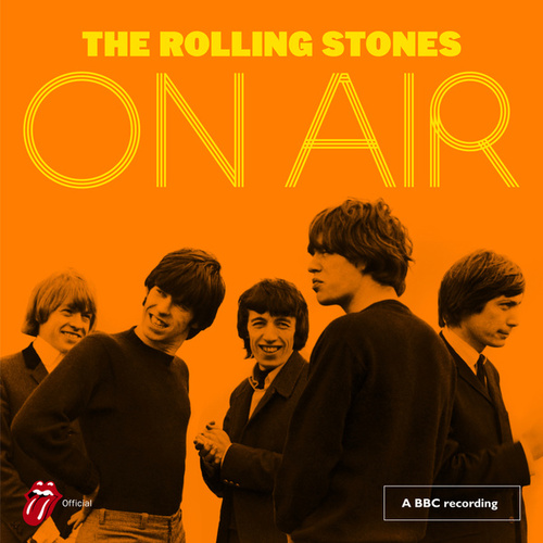 On Air de The Rolling Stones