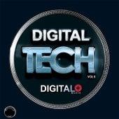 Digital Tech, Vol. 5 - EP by Various Artists