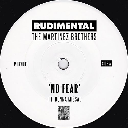 No Fear (feat. Donna Missal) by Rudimental