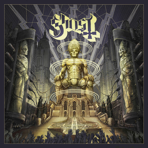 Ceremony And Devotion by Ghost