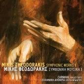 Symphonic Works I (Carnival Ballet Suite) von Mikis Theodorakis (Μίκης Θεοδωράκης)