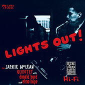 Lights Out! by Jackie McLean