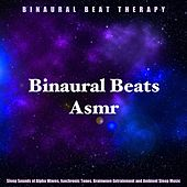 Binaural Beats Asmr: Sleep Sounds of Alpha Waves, Isochronic Tones, Brainwave Entrainment and Ambient Sleep Music by Binaural Beat Therapy