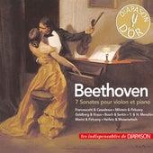 Beethoven: 7 Sonates pour violon et piano (Les indispensables de Diapason) by Various Artists