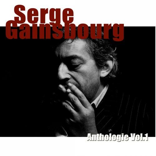 Anthologie 2017 (Vol..1 - remasterisé) de Serge Gainsbourg