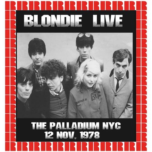 The Palladium, New York, November 11th, 1978 by Blondie