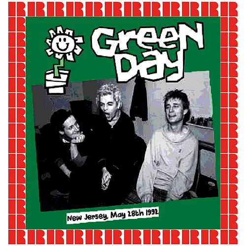 East Orange, New Jersey, May 28th, 1992 de Green Day